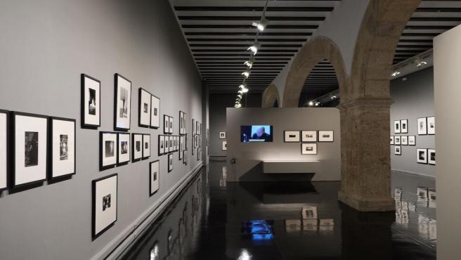 Exposición 'Gente y lugares. Gabriel Cualladó en la colección del IVAM'.