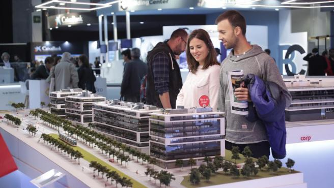 Barcelona Meeting Point, la feria inmobiliaria más importante de España.
