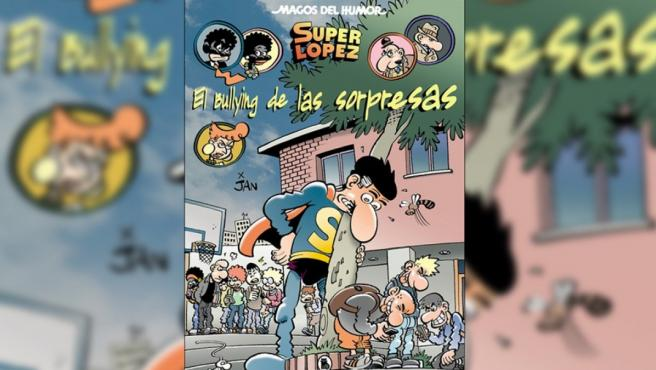 'El bullying de las sorpresas' el nuevo cómic de Súperlópez.