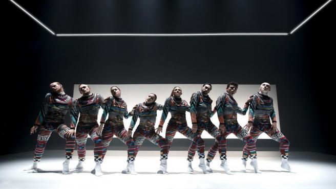 Espectáculo 'Tundra' de la National Dance Company Wales
