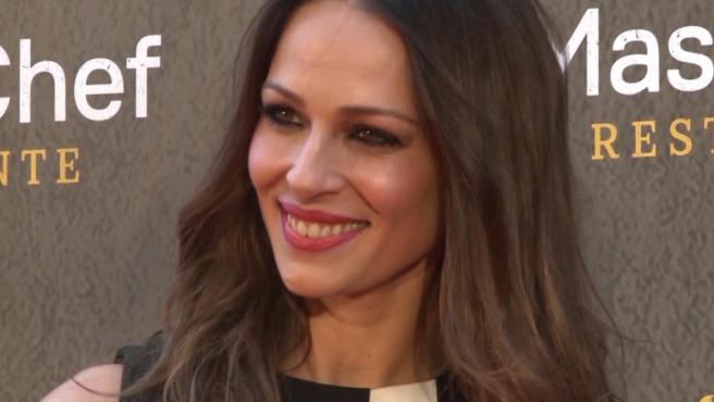 Eva González, modelo y presentadora de televisión.