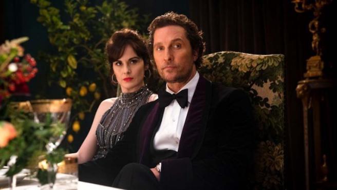 Tráiler de 'The Gentlemen': Guy Ritchie vuelve al crimen con Matthew McConaughey y Hugh Grant