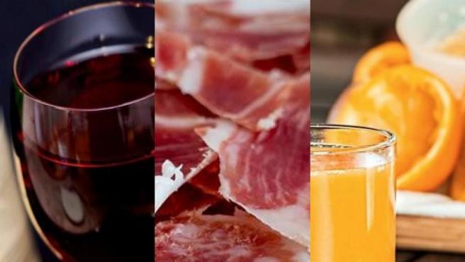 Productos españoles afectados por el aumento de aranceles.