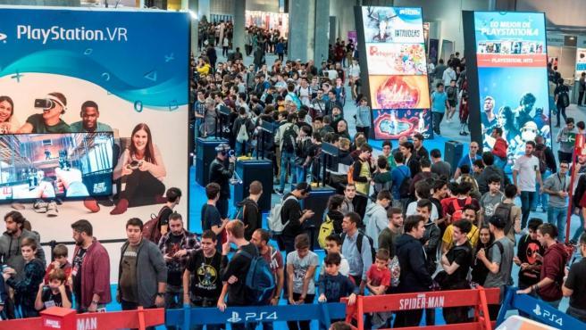 En 2018, la Madrid Games Week atrajo a más de 136.000 visitantes.