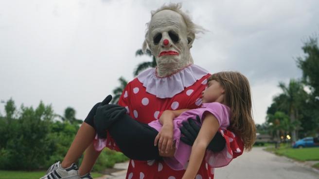 Aparta, Joker: el payaso Wrinkles da miedo de verdad