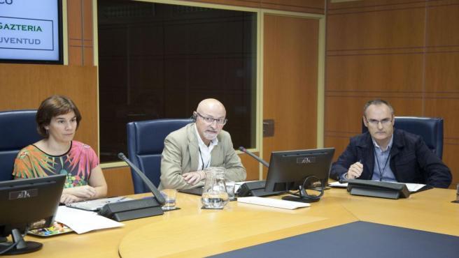 Colectivos sociales y UGT piden que la reforma de la RGI 'revierta los recortes' de esta prestación