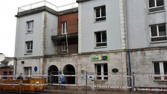 Comienzan las obras de remodelación del centro cívico Meteorológico de Santander