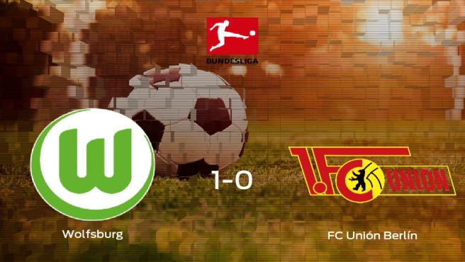 El Wolfsburg derrota 1-0 al Unión Berlín y se lleva los tres puntos