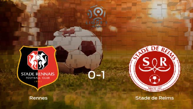 El Stade de Reims se lleva tres puntos a casa tras derrotar 0-1 al Stade Rennes