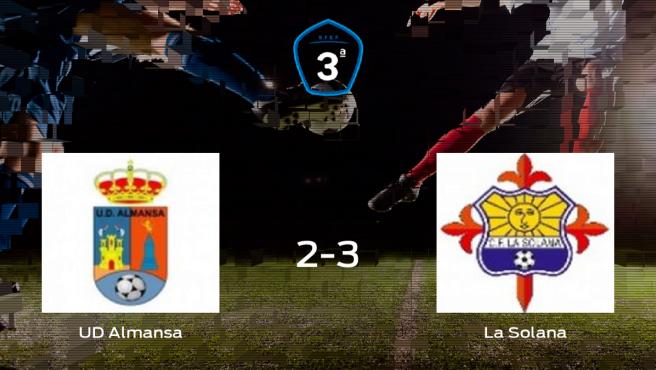 La Solana gana a la UD Almansa (2-3)