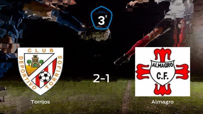 El Torrijos suma tres puntos a su casillero tras ganar al Almagro (2-1)