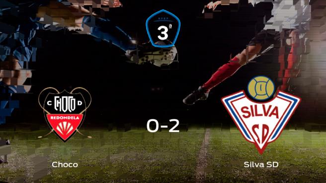El Silva SD se lleva el triunfo después de ganar 0-2 al Choco