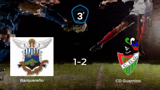 El Guarnizo se lleva los tres puntos ante el Barquereño (1-2)