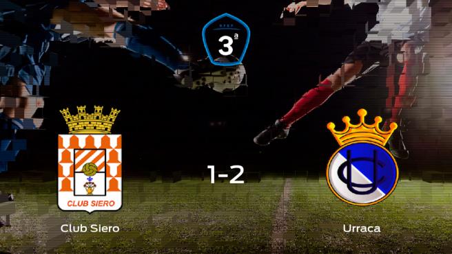 El Urraca CF gana 1-2 en casa del Club Siero