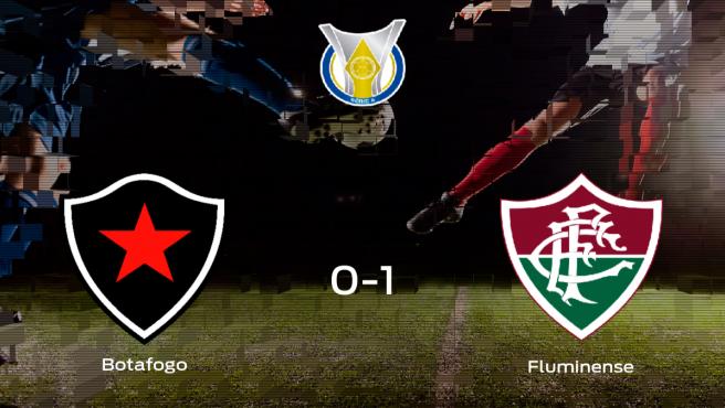 El Fluminense se lleva tres puntos a casa después de vencer 0-1 al Botafogo