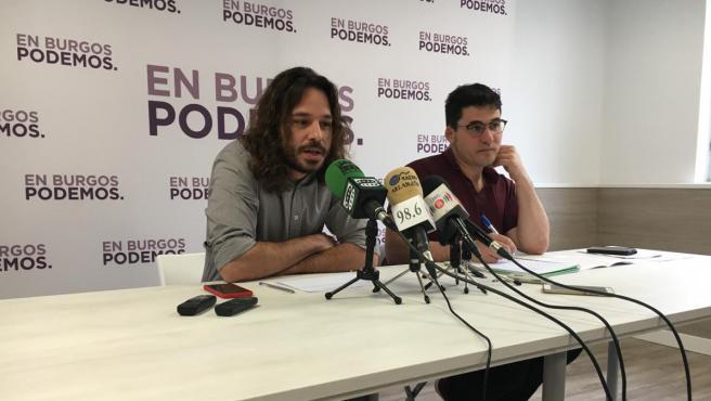 Miguel Vila y Raúl Salinero