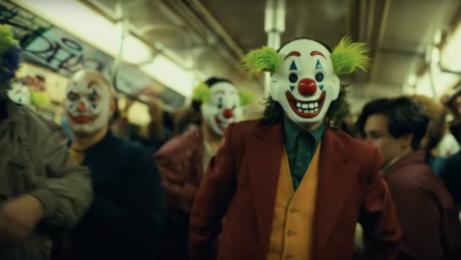 Prohibidas máscaras y armas de juguete: Cinesa recuerda sus normas de seguridad para 'Joker'