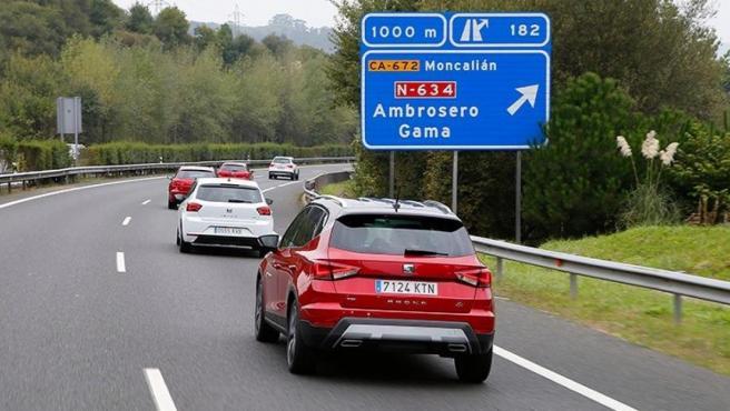 Un vehículo de GNC reduce en torno a un 25% sus emisiones de CO2 respecto a su homólogo de gasolina.