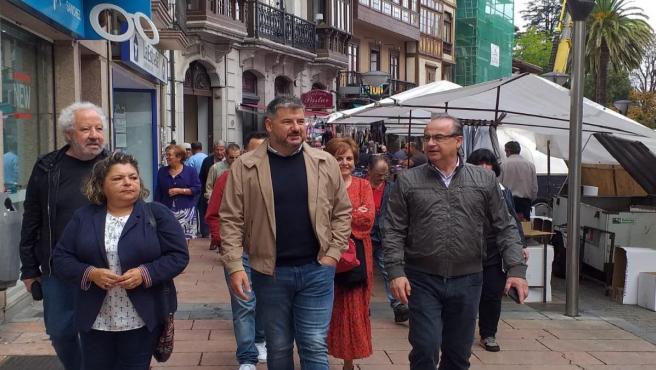 El secretario de Organización de Ciudadadanos Asturias, Sergio García