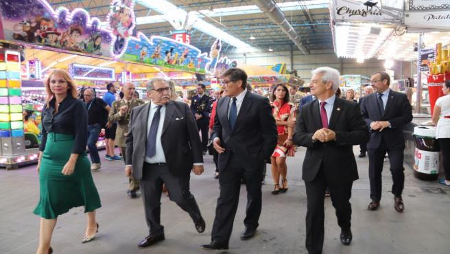 Inauguración de la 79 Feria General.