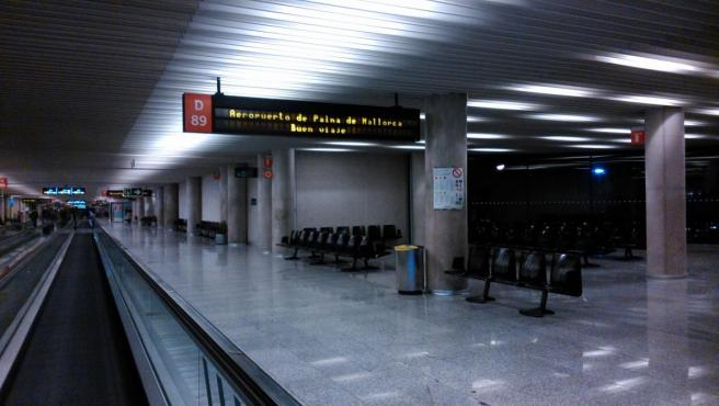 Aeropuerto de Palma (Son Sant Joan).