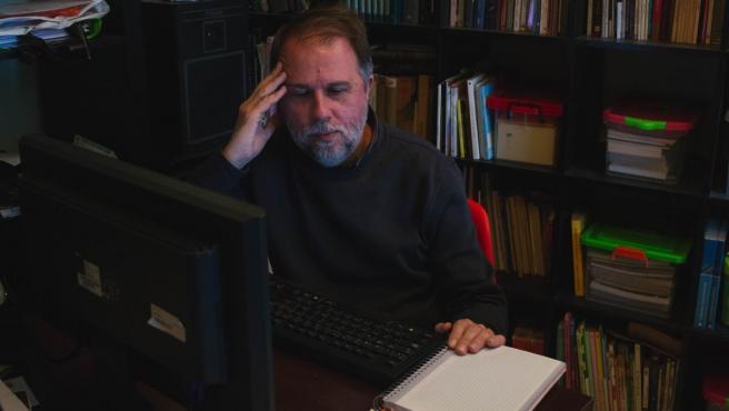 El poeta oriolano José Luis Zerón