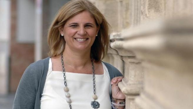María José García-Pelayo, diputada del PP por Cádiz