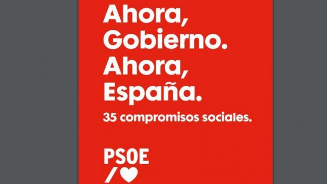 Programa del PSOE