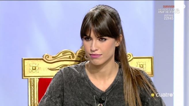 Sofía Suescún en Mujeres y Hombres y Viceversa.