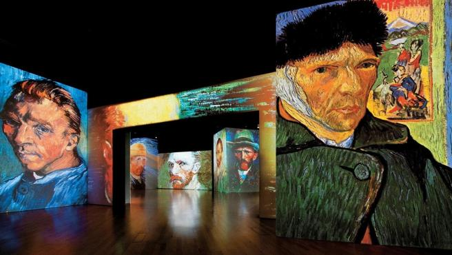 'Van Gogh Alive', la exposición multimedia más visitada del mundo, llega al Ateneo Mercantil de València