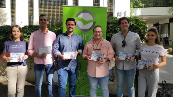 NNGG lanza la campaña 'El cambio llega a la Universidad'
