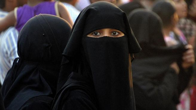 Mujer musulmana en una imagen de archivo