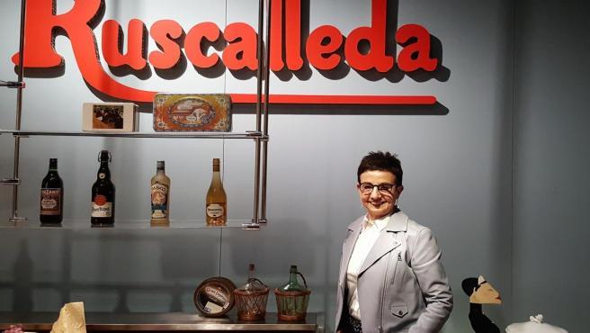 La chef Carme Ruscalleda