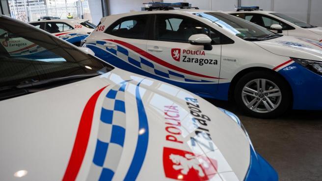 Nuevos cohes de la Policía Local