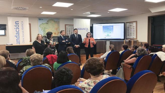 Reunión del comité de dirección de Abanca en Lugo
