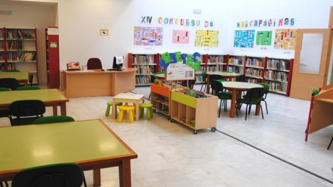 Biblioteca, libros