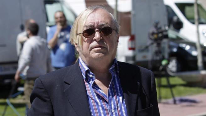 El periodista Pepe Oneto, en una foto de archivo.