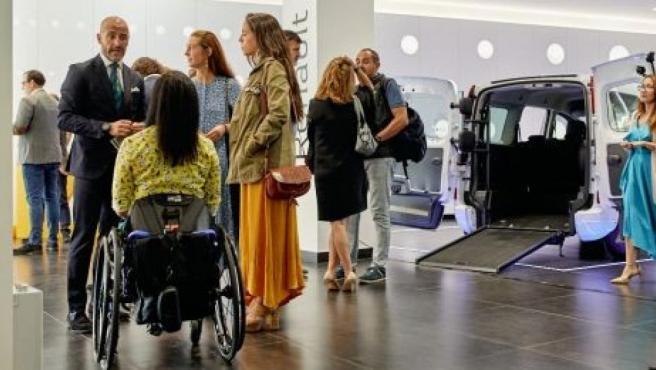 Renault dispone de una amplia gama de adaptaciones para todos los vehículos convencionales.