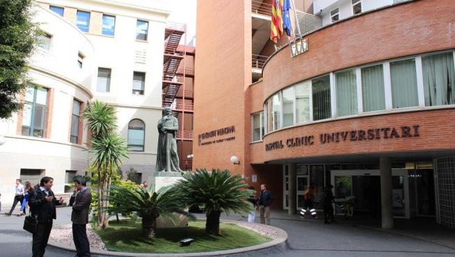 Hospital Clínico de València (archivo)
