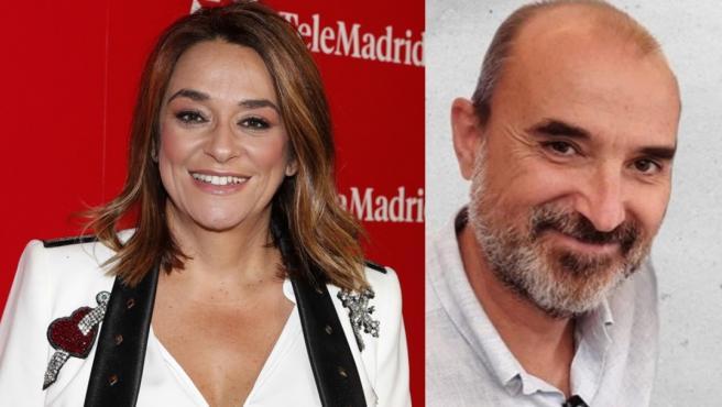 Fallece Luis Martínez, compañero en Canal Sur de Toñi Moreno.