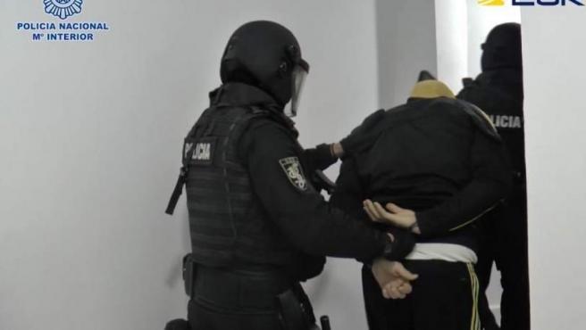 Una operación antiyihadista, en una imagen de archivo.