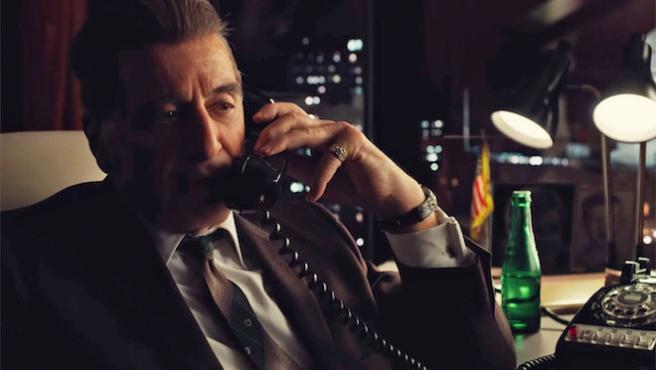 'El irlandés' ya tiene fecha de estreno en cines