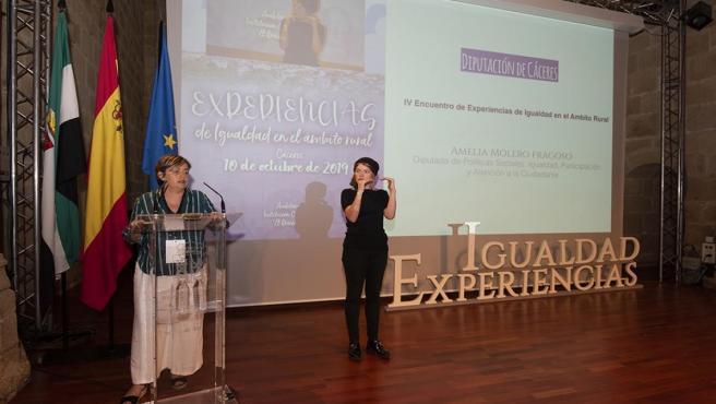IV Encuento Experiencias de la Diputación de Cáceres