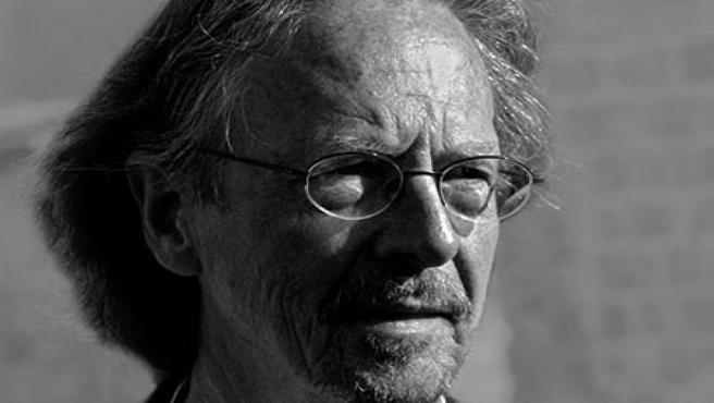 El premio Nobel de Literatura 2019 Peter Handke