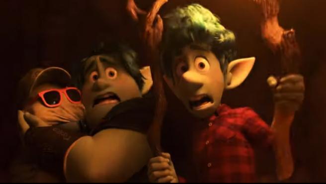 'Onward': Nuevo tráiler del filme de Disney, repleto de encantamientos y criaturas mágicas