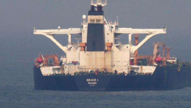 El petrolero iraní Grace 1.