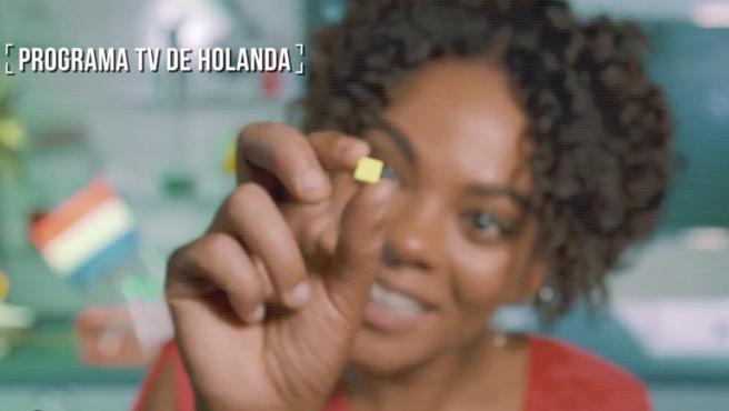 'Equipo de investigación' (La Sexta) muestra unas imágenes del programa de la televisión holandesa 'Drugslab'.