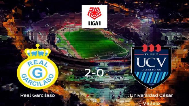 El Real Garcilaso gana 2-0 al Universidad César Vallejo y se lleva los tres puntos