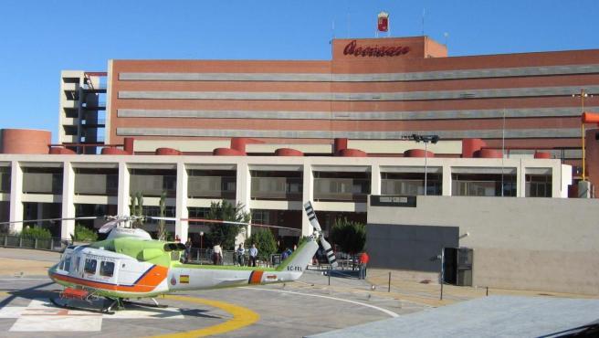 Imagen del Hospital Universitario Virgen de la Arrixaca de Murcia.