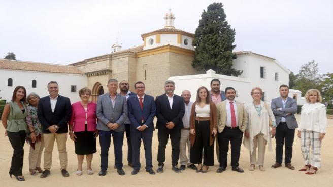 Candidatura del PP de Huelva al Congreso y al Senado